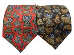 krawatte-paisley