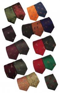 Titel Krawatten